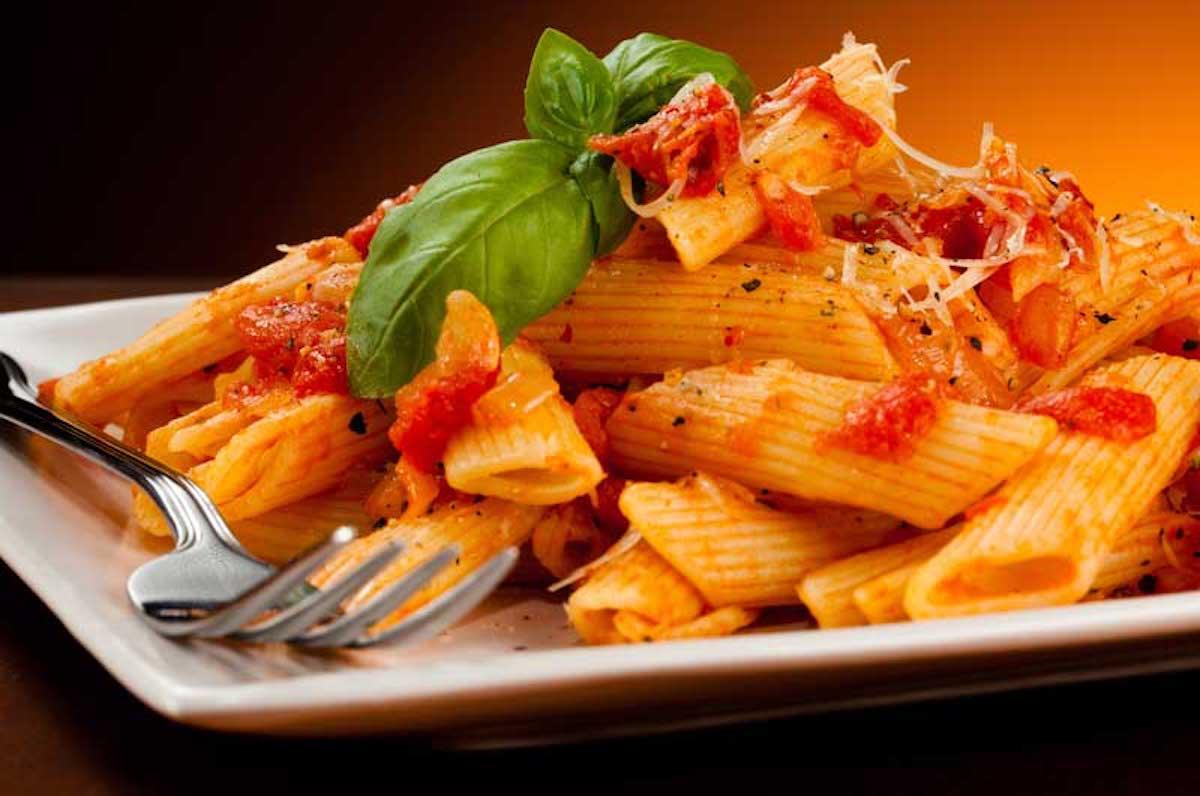 Pasta with Taleggio cheese